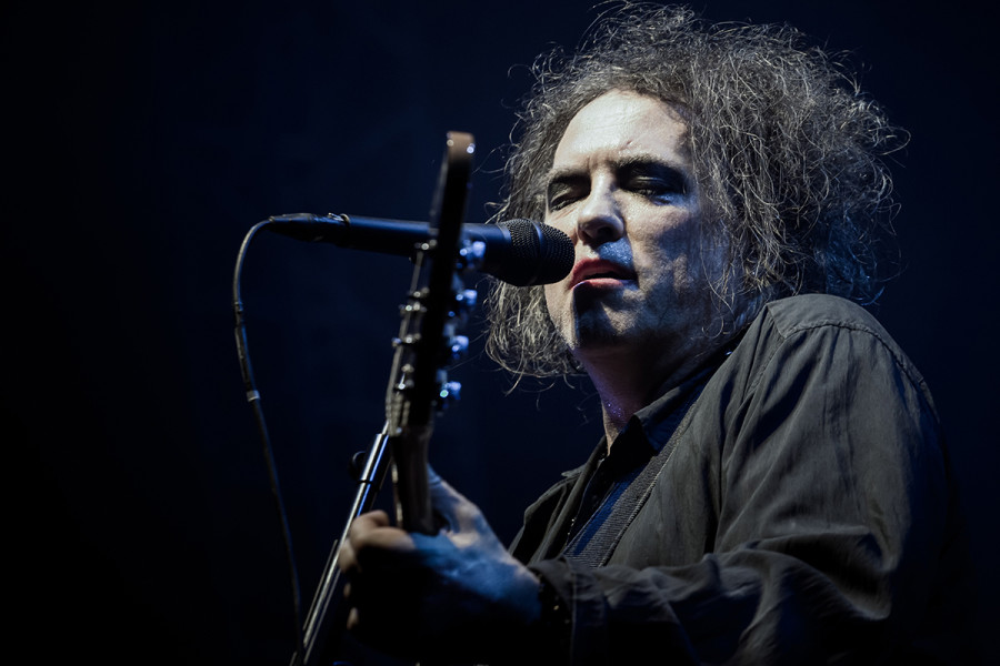 The Cure - Roma (2016)