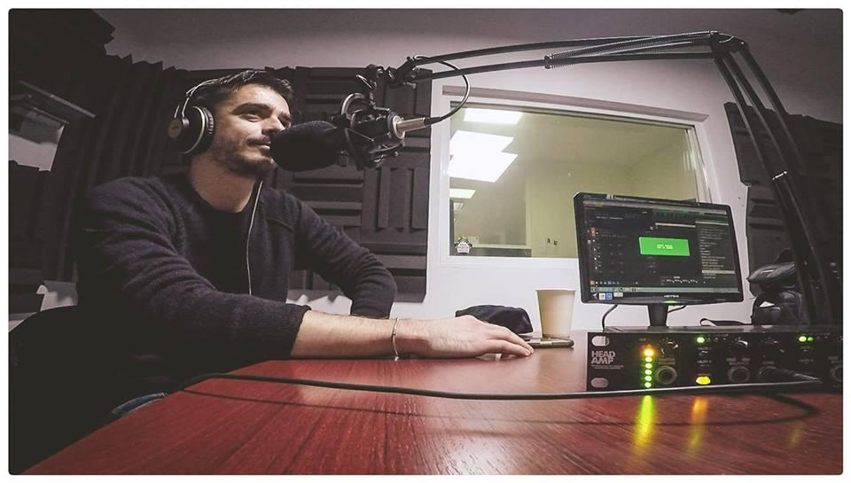 Danilo D'Auria a Bootleg Radio Cusano