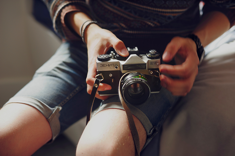 Come realizzare foto accattivanti in casa tua